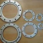 3 in. 304 Stainless Steel Backup Flange