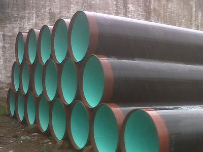 Three Layer Polypropylene Coated Pipe