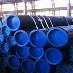 6 x Sch40 Q235 SSAW Spiral Welded Steel Pipe X46