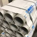 AISI 347 1.4550 Cold Finished 4 Inch Stainless Steel Pipe