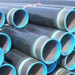 API 5L X52 6 Inch SCH40 BE Seamless 3LPE Coating Pipe