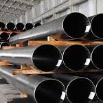 Api Spec 5l Oilfield Pipeline Pe Coated X46  Erw Steel Pipe