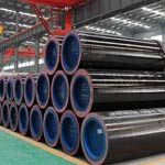 ASTM API 5L X52 20 Inch Gas Oil Carbon SMLS Seamless Steel Pipe