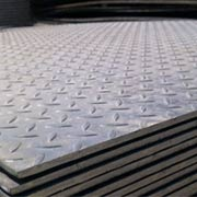 ASME SA240 Stainless Steel Chequered Plate