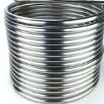 Cold Rolled TP 347 / 347H 9.53mm Coiled Stainless Tube