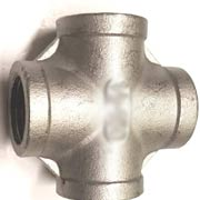 Stainless Steel Cross Tee Pipe Fitting