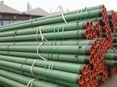 Dual Layer Fusion Bonded Epoxy Coated Pipe
