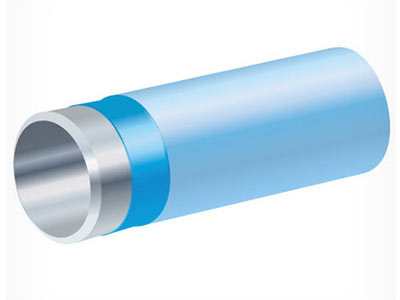 UV Resistant coated pipe