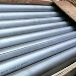 Durable TP304 TP316L Stainless Steel Round Pipe