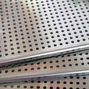 ASTM A240 Stainless Steel Perforated Sheet
