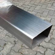 Chromium Stainless Steel Rectangular Pipe