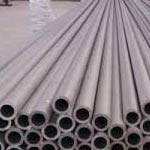 Round 410 Stainless Steel Pipe, 6 meter
