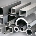 Round, Square, Rectangular Stainless Steel Pipe