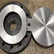 904L stainless Spectacle Blind Flanges