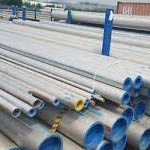 "Ss 321/321H Seamless Pipes ½"" Od 2mm Thick."