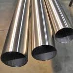 Stainless Steel Polish Pipes, 3/4 Inch And 1 Inch