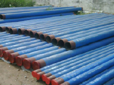 UV Resistant Overcoat External Coated Pipe