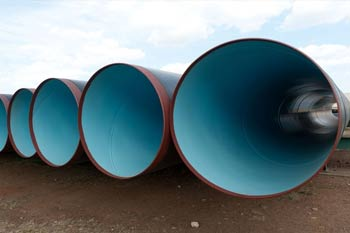 Coated Pipes